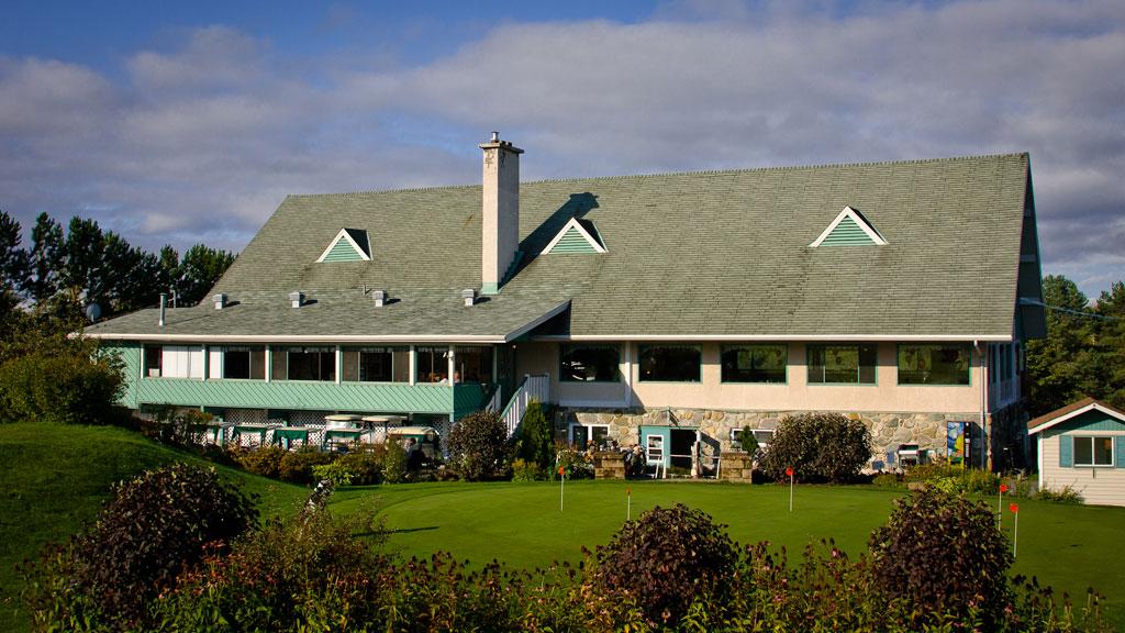 Club de Golf du Lac Mégantic – Parcours de 18 trous, en Estrie